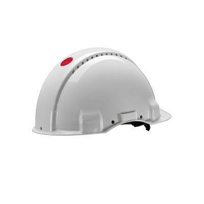 G3000NUV-VI SAFETY Helmet White Ratchet