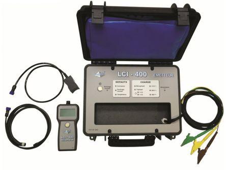 LCI-400 Cable Tracer, Maximum Safe Working Voltage 115 V, 230 V, 440 V