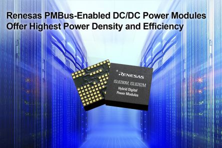 Renesas Electronics ISL8282MFRZ, 1-Channel, Step Down DC-DC Converter, Adjustable, 0A 83-Pin, HDA