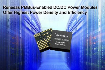 Renesas Electronics ISL8212MFRZ, 1-Channel, Step Down DC-DC Converter, Adjustable, 0A 83-Pin, HDA