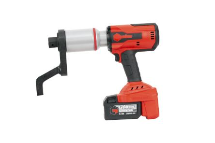 EBT-72-1350 Auto 2 Speed Cordless Torque Wrench 200Nm- 1350Nm 1/2 in, 1 in Drive 2 Type G - British 3-pin