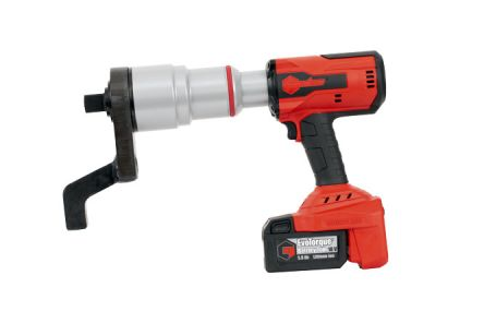 EBT-92-4000 Auto 2 Speed Cordless Torque Wrench 800Nm- 4000Nm 1 in Drive 2 Type G - British 3-pin