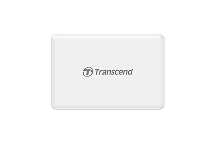 Transcend RDF8 All-in-1 Multi Memory Car