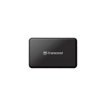 Transcend HUB3 Powered 4-Port Hub, USB 3