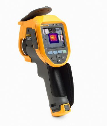 Fluke -Ti401 Pro 9Hz Thermal Imaging Camera, Temp Range: -20 → +650 °C 640 x 480pixel Detector Resolution