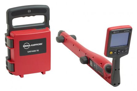 Beha-Amprobe UAT-610 Underground Cable Avoidance Tool Cable Locator, Cable Detection Depth 6m CAT IV 600 V