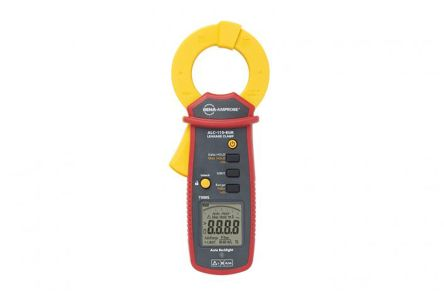 Beha-Amprobe ALC-110 Leakage Current Clamp Clamp Meter, Max Current 60A ac CAT III 600 V