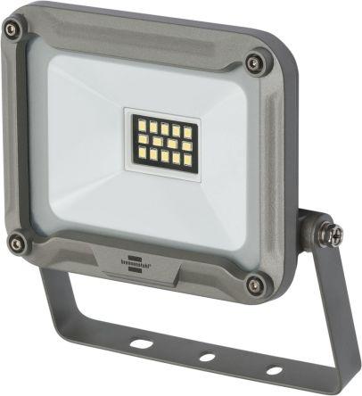 brennenstuhl JARO LED Floodlight, 14 LED, 10 W, 900 lm, IP65 240 V