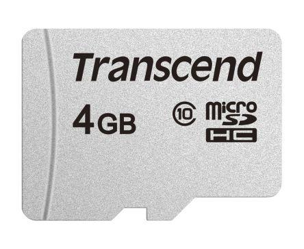 Transcend  microSD 4GB Class10