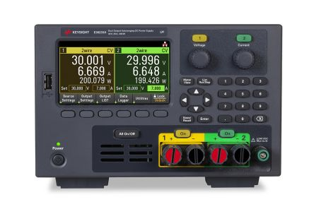 Keysight Technologies Digital Bench Power Supply 400W, 2 Output 0 → 30V dc 0 → 20A