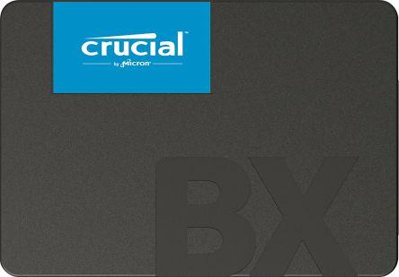 Crucial® BX500 120GB 3D NAND SATA 2.5-in