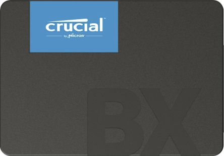 Crucial® BX500 240GB 3D NAND SATA 2.5-in