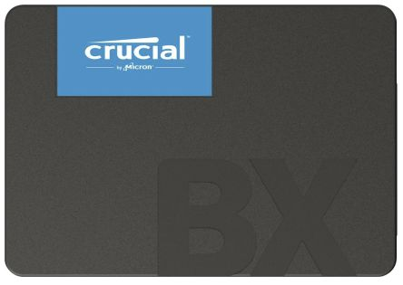 Crucial® BX500 480GB 3D NAND SATA 2.5-in