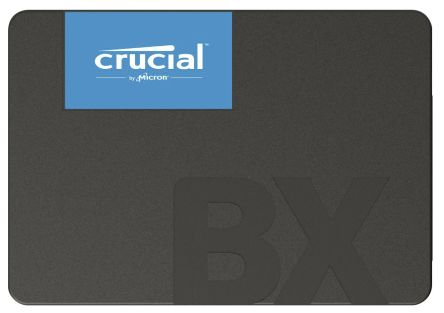Crucial® BX500 960GB 3D NAND SATA 2.5-in