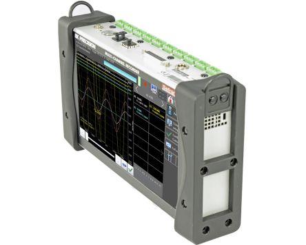Sefram DAS220 Resistance, Temperature, Voltage Data Logger, Maximum Voltage Measurement 200V, Maximum Temperature