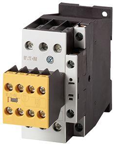 DILMS 3P Safety Relay, 230 V ac @ 50 Hz, 240 V ac @ 60 Hz, 25 A, 400 V