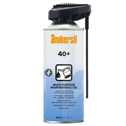 RS PRO Lubricant Silicone Oil 400 ml Silicone Aerosol | RS