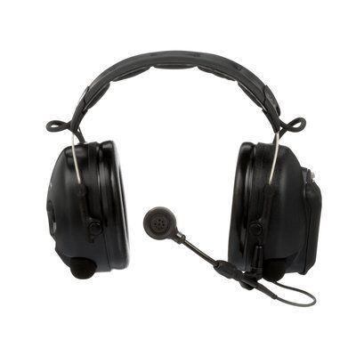 3M WS ProTac Listen Only Communication Ear Defender, 31dB