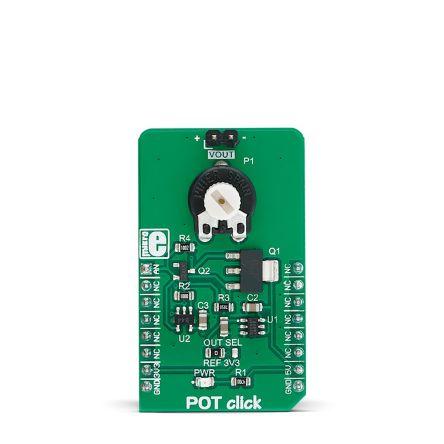 MikroElektronika, POT Click for MCP1501 - MIKROE-3402