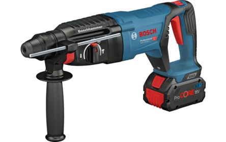 18v SDS hammer drill bare case GBH18V26D