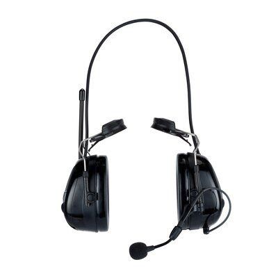 3M WS Speak & Listen Communication Ear Defender, 30dB