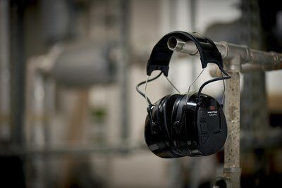 3M Listen Only Communication Ear Defender, 32dB