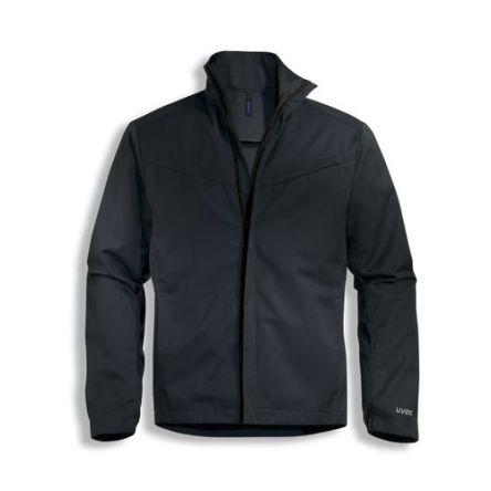 Uvex 7450 Graphite Jacket, Men's, L