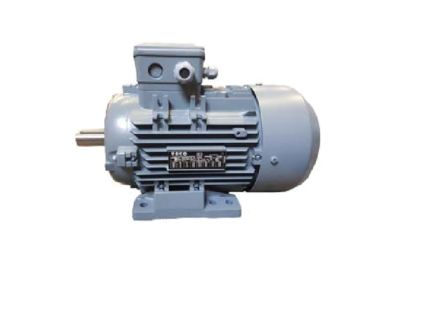 RS PRO AC Motor, 0.37 kW, IE1, 3 Phase, 4 Pole, 400 V, Foot Mount Mounting