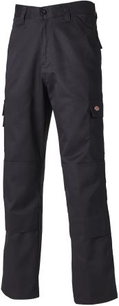 Dickies Everyday Black Trousers Waist Size 32in