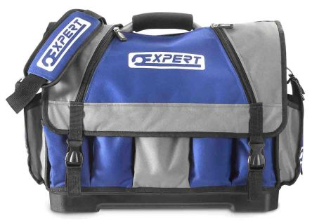 Expert by Facom Fabric Tool Bag with Shoulder Strap 465mm x 215mm x 310mm