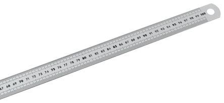 Facom Stainless Steel Ruler, Metric 300mm