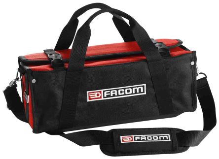 Facom Fabric Tool Bag with Shoulder Strap 450mm x 180mm x 170mm