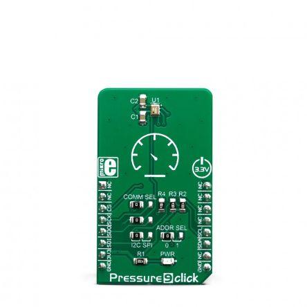 MikroElektronika MIKROE-3441 Pressure 9 Click for DPS422