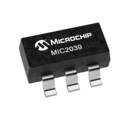 Microchip MIC2039EYM6-TR Power Control Switch, High Side 6-Pin, SOT-23