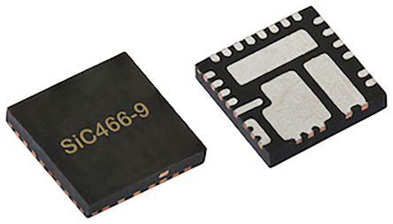 Vishay, SIC468ED-T1-GE3 DC-DC Converter, 1-Channel 3A Adjustable 27-Pin, PowerPAK MLP55