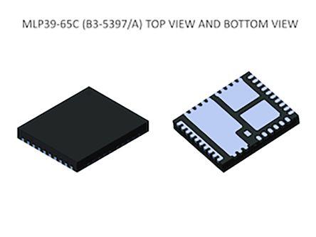 Vishay SIC820ED-T1-GE3, Current Monitor 39-Pin, PowerPAK MLP39
