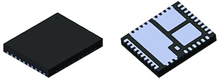 Vishay SIC830AED-T1-GE3, Current Monitor 39-Pin, PowerPAK MLP39