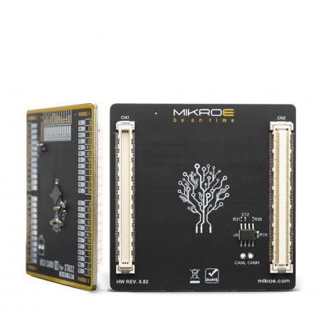 Processor and Microcontroller Development Kit MikroElektronika MCU Card 16 for STM32 STM32L442KC MCU Add On Board