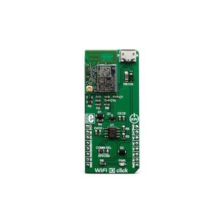 MikroElektronika WiFi 10 Click 2.4GHz WiFi for SX-UPLAN-2401 - MIKROE-3432