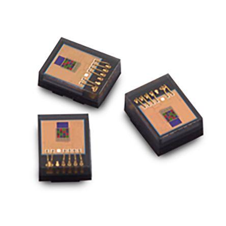 APDS-9251-001 Broadcom, Ambient Light Sensor, Ambient Light 550 (Typ.) nm I2C 8-Pin ODFN