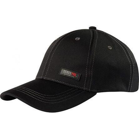 Dickies Black/Grey Polyester Cap Cap