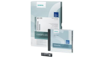 Siemens 15.1 PLC Programming Software for use with SIMATIC STEP 7 for Windows 10, Windows 7