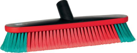 Vehicle Brush, waterfed, 370 mm, Soft/sp