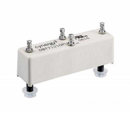 RR HV n/c 5kV 12V coil panel mount UL