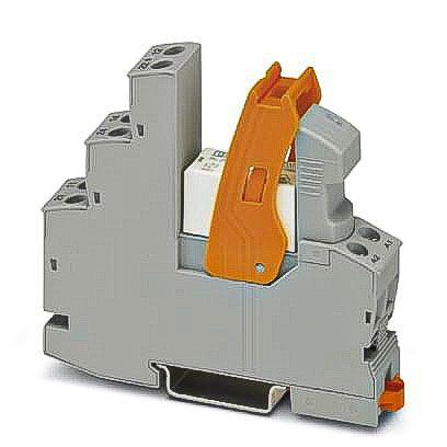 Phoenix Contact RIF-1-RSC-LDP-24DC/1ICT Series , 24V dc SPNO Relay Module, Screw Terminal , DIN Rail