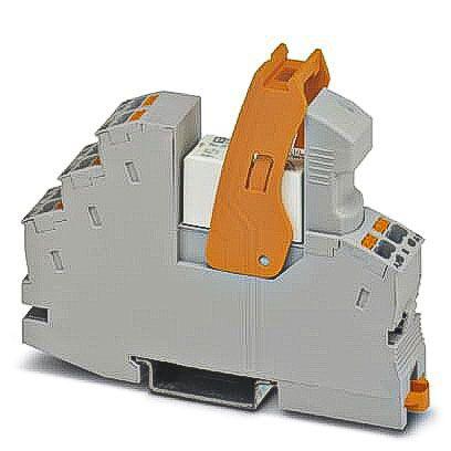 Phoenix Contact RIF-1-RPT-LDP-12DC/1IC Series , 12V dc SPNO Relay Module, Plug In Terminal , DIN Rail