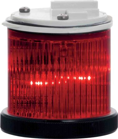 Steady Light Element Red Led Flashing