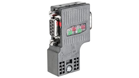 Siemens Plug for use with PROFIBUS Bus Cable