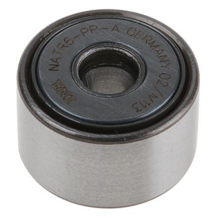 Yoke Track Roller NATV6-PP-A, 6mm ID, 19mm OD