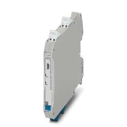 Phoenix Contact ATEX, IECEx, MCR-EX-RTD-I-SP, Current Output, Temperature Transducer